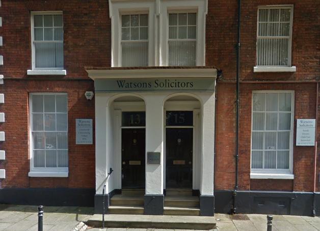 Watsons Solicitors, Warrington