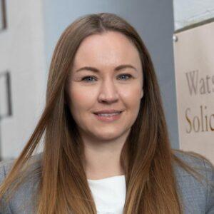 Kristel Clarke, Watsons Solicitors